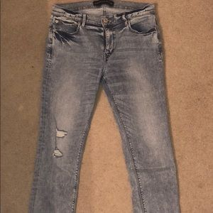 Express Jeans Size 10 Long!